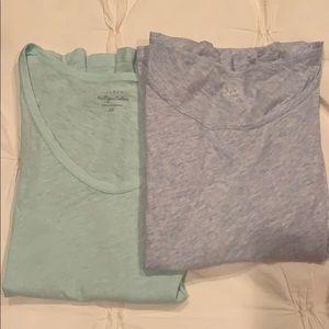 2 J Crew T Shirts bundle